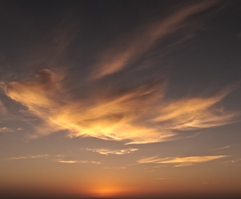 Sundown La Pared
